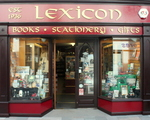 Welcome To:   The Lexicon Bookshop